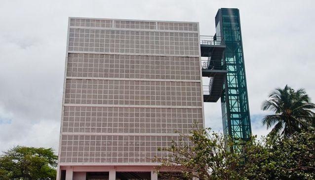 Mirante da Caixa D'água da Sé - Panoramic Elevator