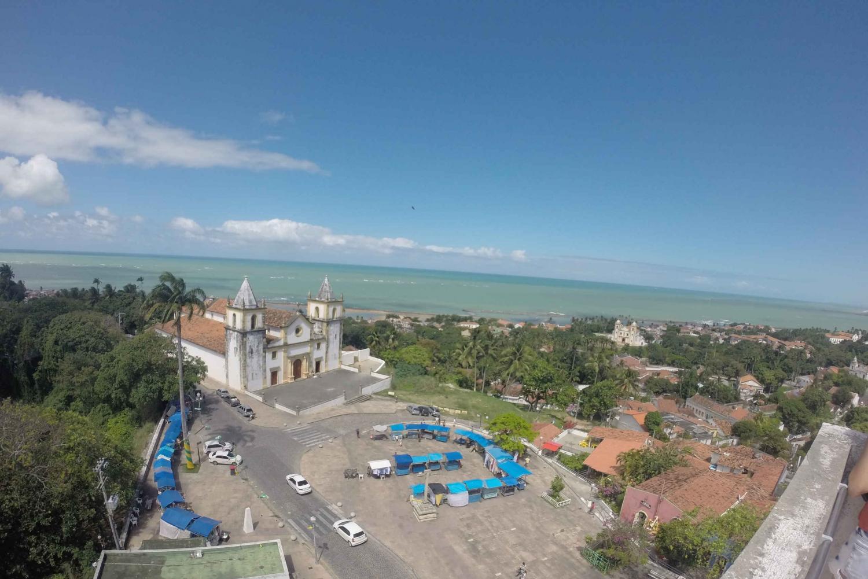 Olinda City Tour and Instituto Ricardo Brennand
