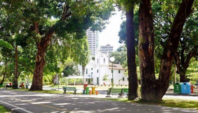 Parque da Jaqueira (Jaqueira Park)