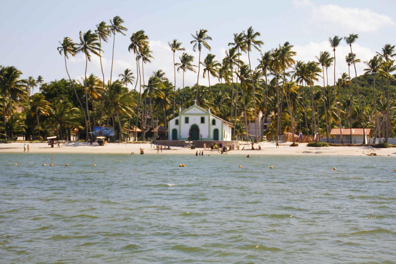 Pernambuco: Carneiros Beach Day Tour with Catamaran Ride