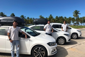 Porto de Galinhas and Recife Private Transfer