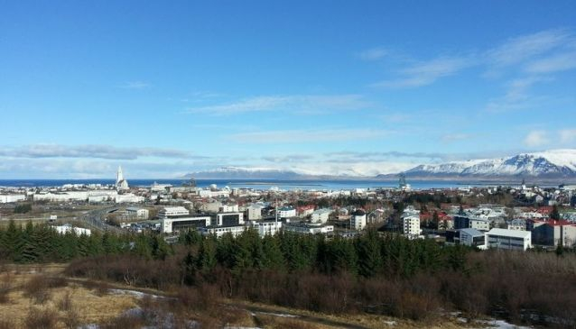 A Day in Reykjavik for 10 Euros or Less