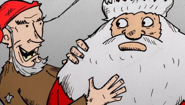 Iceland's 13 Santas