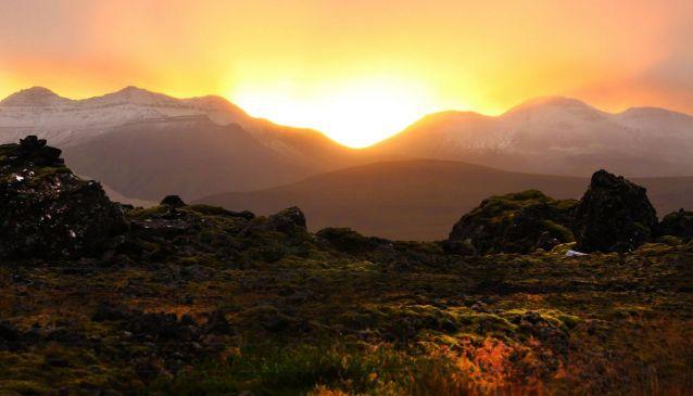Iceland's Natural Wonder