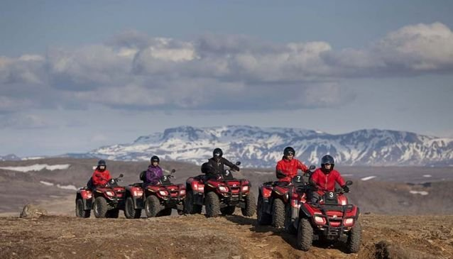 Top 10 Extreme Things to do in Iceland