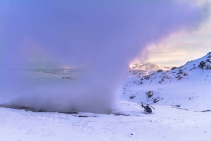 1-Hour Helicopter Tour in Iceland: The Geothermal Tour