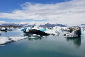 2 Day South Coast Tour with Glacier Hike & Boat Tour