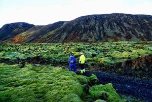 7 Hour Volcano and Lava ATV Experience