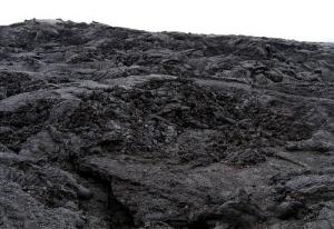 Lava flows at Askja