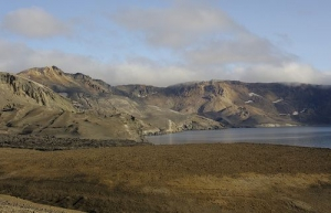 Askja in the Dyngjufjoll mountains