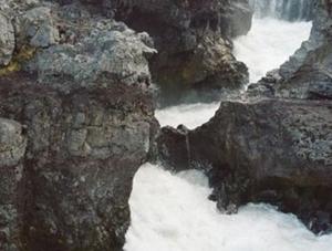 The rocky bridge
