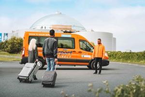 Direct Bus Transfer between Keflavik Airport & Hotels