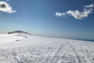 Eyjafjallajökull Volcano and Glacier Jeep Tour