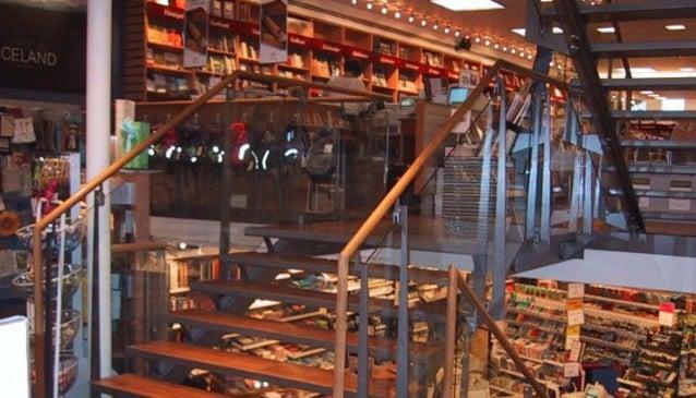 Eymundsson bookstores
