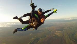 FFF - Skydive Iceland