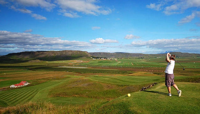 Fludir Golf Course