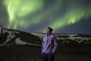 From Northern Lights Minibus Tour
