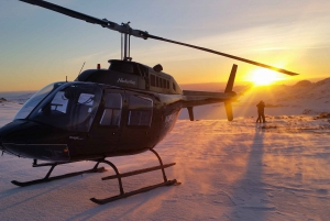 From Reykjavik: ATV & Helicopter Tour