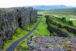 From Reykjavik: Golden Circle and Fontana Geothermal Baths