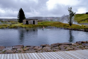 From Reykjavik: Golden Circle and Secret Lagoon Day Tour