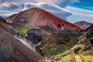 From Reykjavik: Landmannalaugar Hiking and Hot Springs