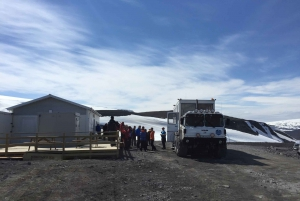 From Reykjavik: Langjökull Glacier Ice Cave Tour