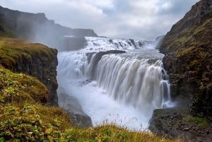 From Reykjavik Port: Golden Circle Shore Excursion