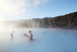 From Reykjavik: Reykjanes Volcanic Hike & Blue Lagoon Option