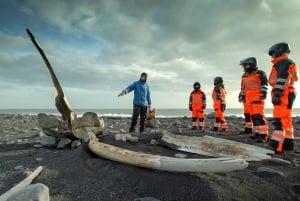 From Reykjavik: South Coast and Black Beach ATV Ride