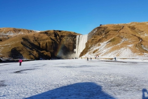 From Reykjavik: South Coast and Katla Ice Cave Day Trip