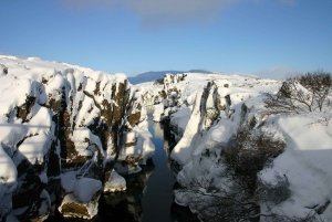 From Reykjavik: The Golden Circle Express Tour with Pickup