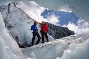 From Skaftafell: Vatnajökull Glacier Explorer Tour
