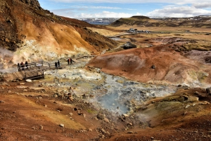 From Small-Group Reykjanes Geopark Tour