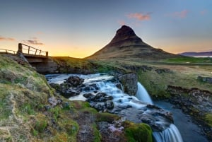 From Snæfellsnes Day Tour and Home Cooked Meal