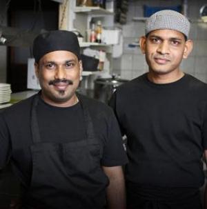 Sam and Rajesh