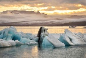 Glacier Lagoon and South Coast Small Group Tour