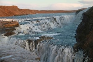 Golden Circle Afternoon Tour of Iceland from Reykjavik