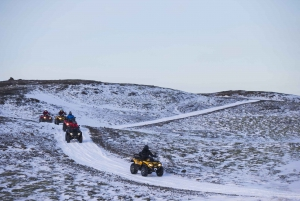 Golden Circle and ATV: Full-Day Combo Tour from Reykjavík