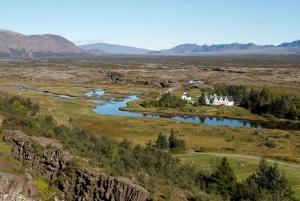 Golden Circle and Fontana Wellness Tour from Reykjavik