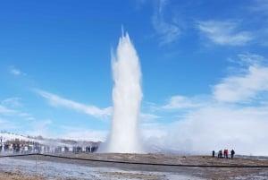 Golden Circle and Kerið Crater Small Group Tour