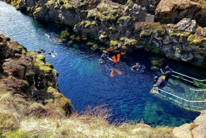 Golden Circle and Snorkelling in Silfra with Photos Included