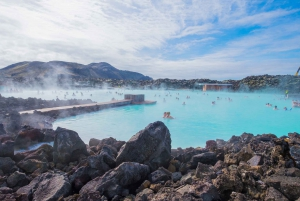 Golden Circle Day Trip with Blue Lagoon Transfer