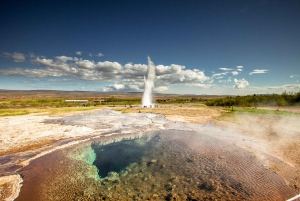 Golden Circle Full Day Tour with Kerid Crater