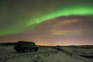 Golden Circle & Northern Lights 4x4 Tour