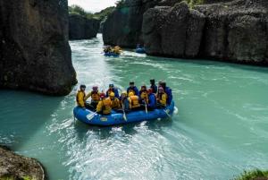 Golden Circle & River Rafting Tour