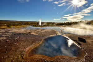 Golden Circle Small Group Tour with Secret Lagoon Experience