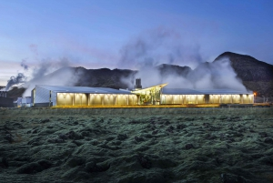 Hellisheiði Geothermal Plant: Exhibition with Audio Tour