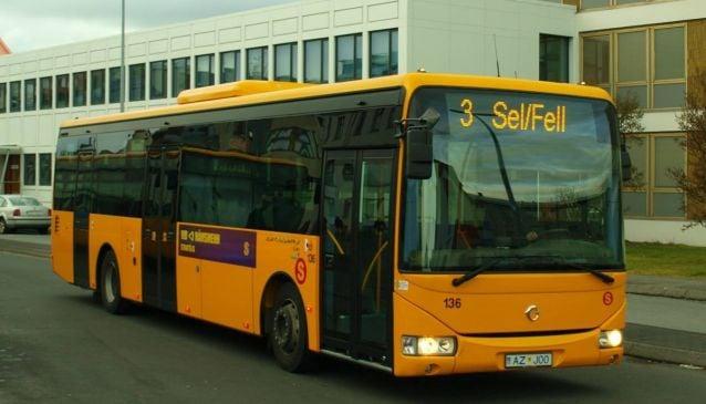 Hlemmur Bus Terminal (Strætó)