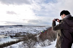 Iceland Day Tour: Golden Circle by Minibus