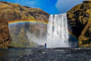 Iceland: Full-Day South Coast, Black Beach & Waterfalls Tour